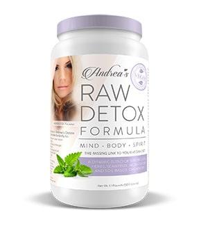 The Raw Detox Formula