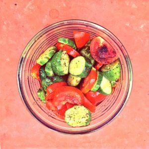 Detox Salad Recipe!